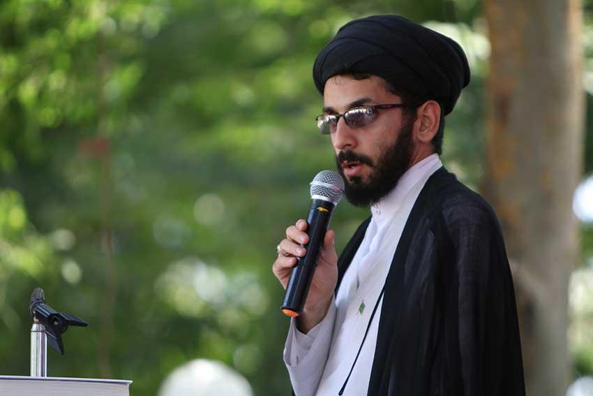 حجت الاسلام سید محمد حسین راجی